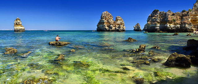 Sights To See In The Algarve Portugal Two Yuppies And A Passport